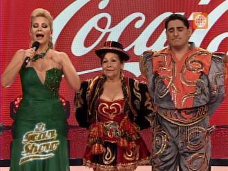 El gran show: Carlos Álvarez es el segundo eliminado