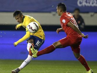 Perú vs. Brasil: Las postales del triunfo y las genialidades de Neymar