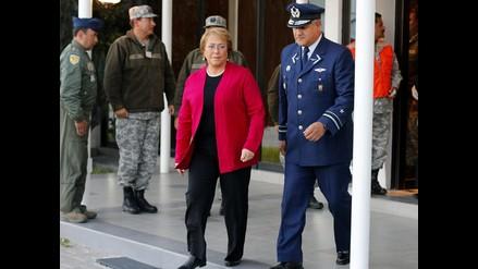 Chile: aprobación de Bachelet cae al 24 %, la más baja de su mandato