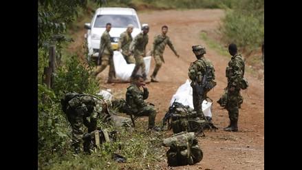 Colombia: muere cabecilla de ELN alias