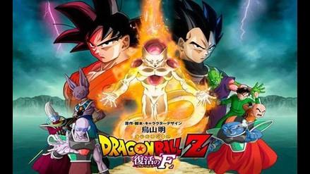 Infografía: Todo sobre la nueva película de Dragon Ball Z