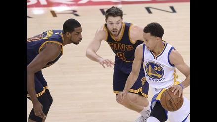 NBA: Los Golden State Warriors acarician el título