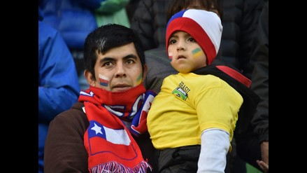 Copa América: ¿A quién apoyaron los chilenos en el Perú - Brasil?