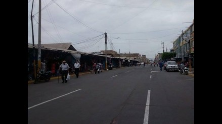 Chiclayo: 20 efectivos policiales vigilarán calles del mercado Modelo