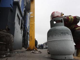 Balón de gas subirá este sábado entre S/. 4,70 y S/. 6,00