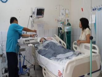 Cusco: médico alemán realizaba campaña médica afectado de sarampión