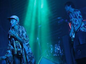 Bomba Estéreo: Nuestra música es para que el público se restriegue