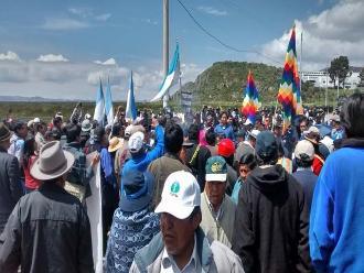 Puno: dirigentes de la cuenca del Ramis dan ultimátum a la PCM