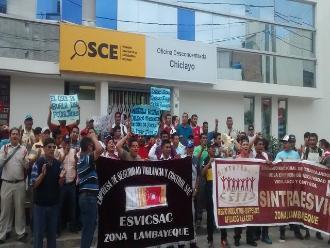 Huancayo: OSCE sancionó a empresa por presentar documentos falsos