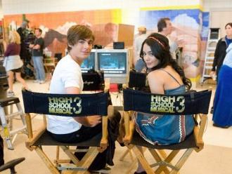 Twitter: ¿Filmarán High School Musical 4?