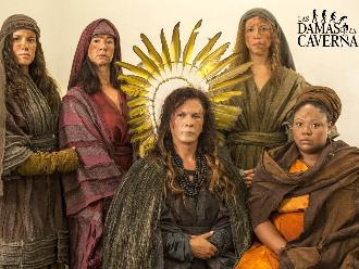 Las damas de la caverna, teatro feminista en la Edad de piedra
