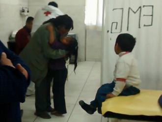 Aparecen padres de niños hallados en puente de Arequipa