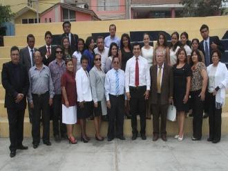 Alberto Ortiz es el nuevo rector de Universidad Particular de Chiclayo