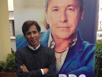 Hugo Apaza confirma que cantará junto a Ricardo Montaner