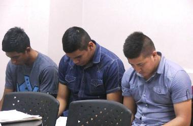 Trujillo: dictan prisión para policías acusados de asaltar a universitarios