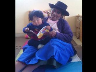 Los abuelos son fuente de afecto que nutre el desarrollo de sus nietos