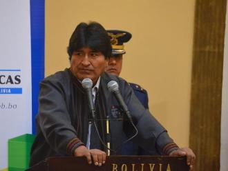 Bolivia buscará hidrocarburos en 8 de sus 22 parques naturales