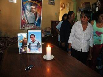 Chiclayo: velan foto de joven pescador desaparecido en Pimentel