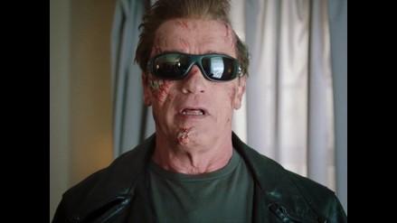 YouTube: Arnold Schwarzenegger hace de las suyas como Terminator