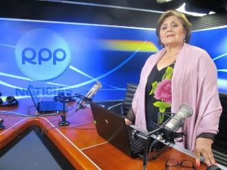 Carmen Gonzáles:'Vidal es un pésimo ejemplo para la juventud'