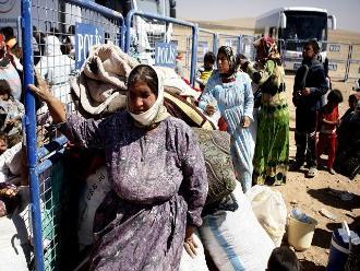 ACNUR: 60 mllns de personas forzadas a abandonar sus hogares por conflictos