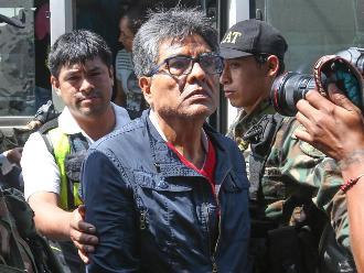 Caso Orellana: exvocal Robinson Gonzales asegura que no fugará