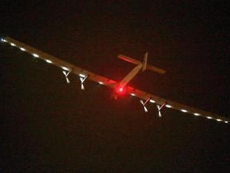 El Solar Impulse II prevé despegar de Japón antes de agosto