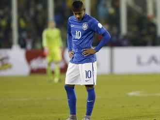 Copa América: Neymar recibe dos fechas tras expulsión ante Colombia