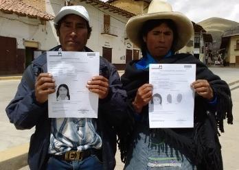 La Libertad: padres buscan desesperadamente a hija desde hace 10 meses