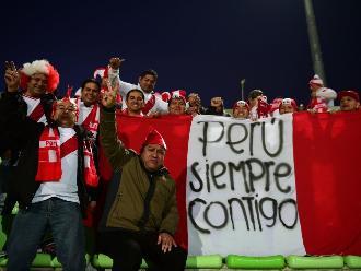 Perú vs. Venezuela: Tribunas del Estadio Elías Figueroa fueron una fiesta