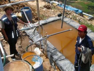Cajamarca: mineros ilegales de La Chilca organizan audiencia pública