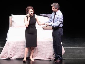 Ricardo Darín: así fue el estreno de su obra teatral en Lima