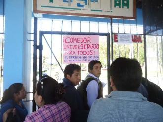 Cajamarca: diferencias entre alumnos y profesores de la UNC por elecciones