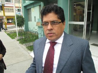 Fiscal vinculado a red de corrupción regresará a Chimbote