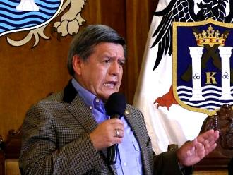 Trujillanos exigen que Acuña asista a Fiscalía por presuntas irregularidades