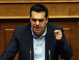 Tsipras advierte de que Grecia tiene alternativas a la Unión Europea