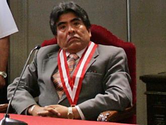 Caso Orellana: se entregó exvocal supremo Robinson Gonzales