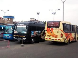 La Libertad: transportistas realizarán plantón este 25 de junio
