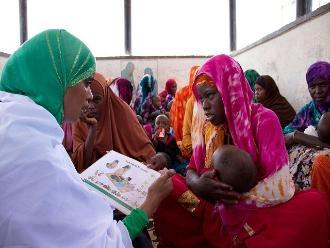 Ser madre en Somalia: la lucha que nunca acaba