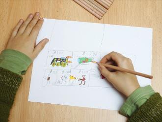 Hacer dibujos y garabatos potencia la inteligencia