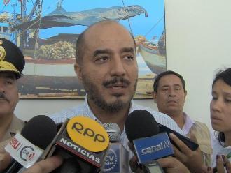 Ministro del Interior anuncia lucha contra la delincuencia en Chiclayo