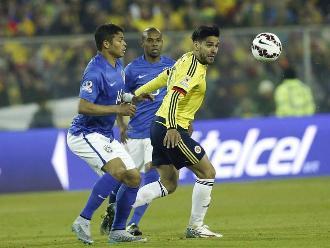 Copa América: José Pekermán y Cuadrado dan indicios del futuro de Falcao