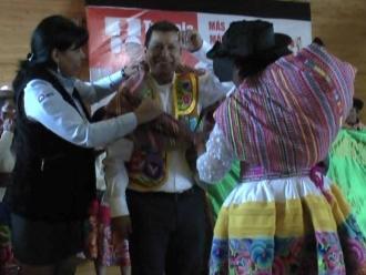 Huancayo: Ministro de Trabajo asiste a feria del empleo
