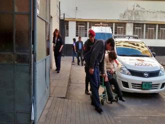 Arequipa: falso taxista asalta a joven pasajera en el distrito de Hunter