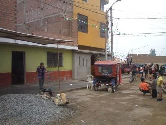 Cañete: desconocidos disparan y asesinan a dirigente vecinal