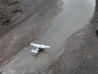 Bolivia da por eliminado puente aéreo de tráfico de cocaína desde Perú
