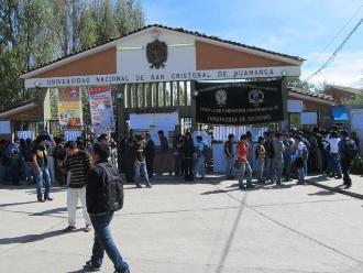 Ayacucho: habrá segunda vuelta para elegir a rector de la UNSCH