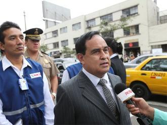 Fredy Otárola afirma que no bebió licor ni ofreció dinero a taxista