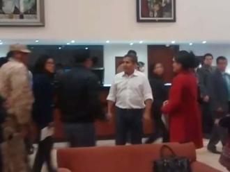 Presidente Humala ya se encuentra en Puno para gabinete binacional