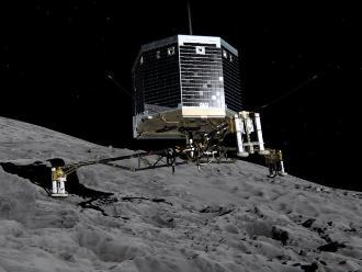 La ESA amplía la misión de Rosetta hasta septiembre de 2016